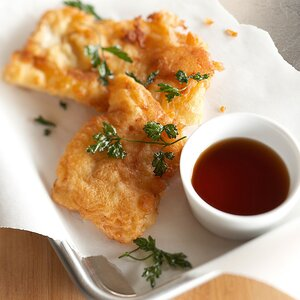 Fish and Chips-Style Cod