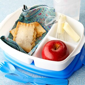 To-Go Apple & Cheese