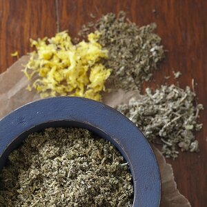 Garlic Herb Rub