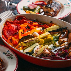 Escalivada (Smoky Slow-Roasted Vegetables)