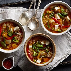 Miso Vegetable Soup
