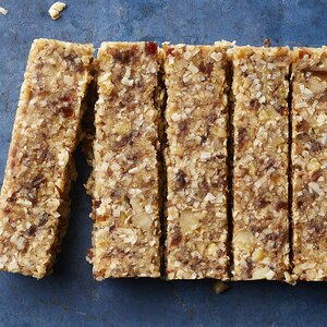 Coconut Fruit & Nut Bars