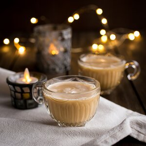 Hot Butterbeer Cocktail
