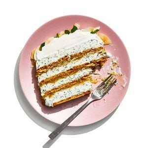 Coconut-Lime Icebox Cake
