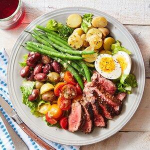 Steak Niçoise Salad