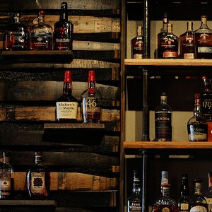 The Smallest Whisky Bar On Earth Is As Magical As It Sounds Food Wine