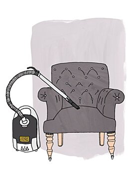 How To Clean Upholstery Real Simple