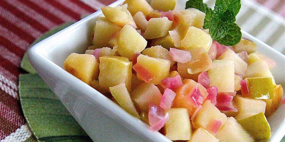 german fried apples recipe