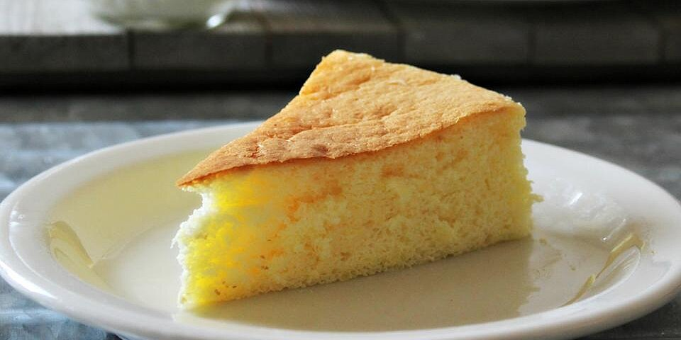 spongy japanese cheesecake recipe