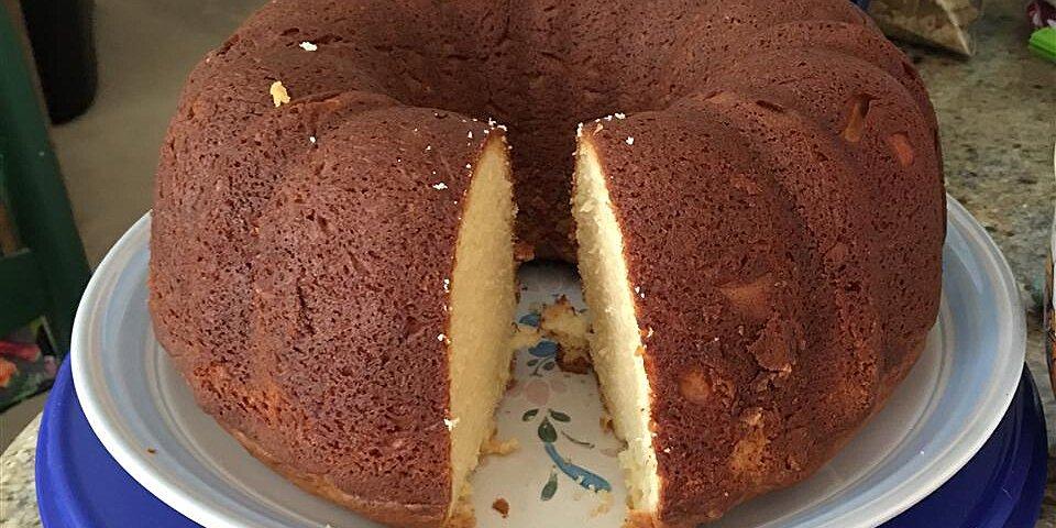 ginas pound cake recipe