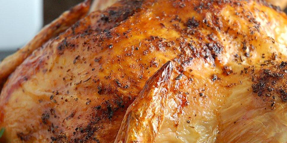 spicy rapid roast chicken recipe