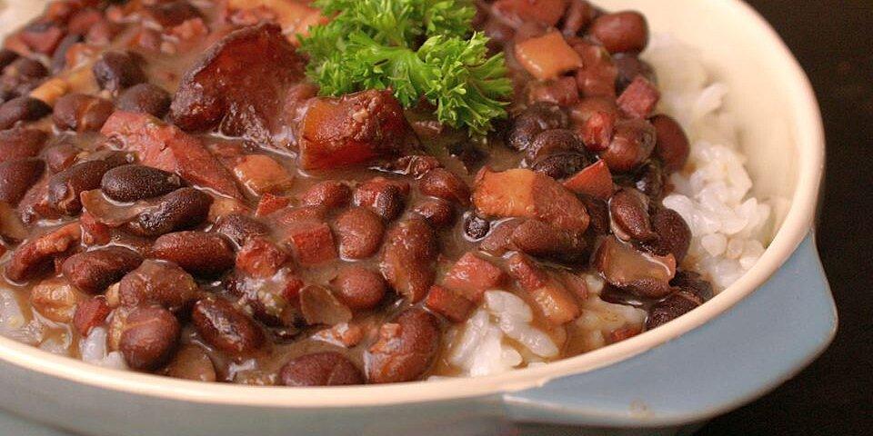 feijoada brazilian black bean stew recipe