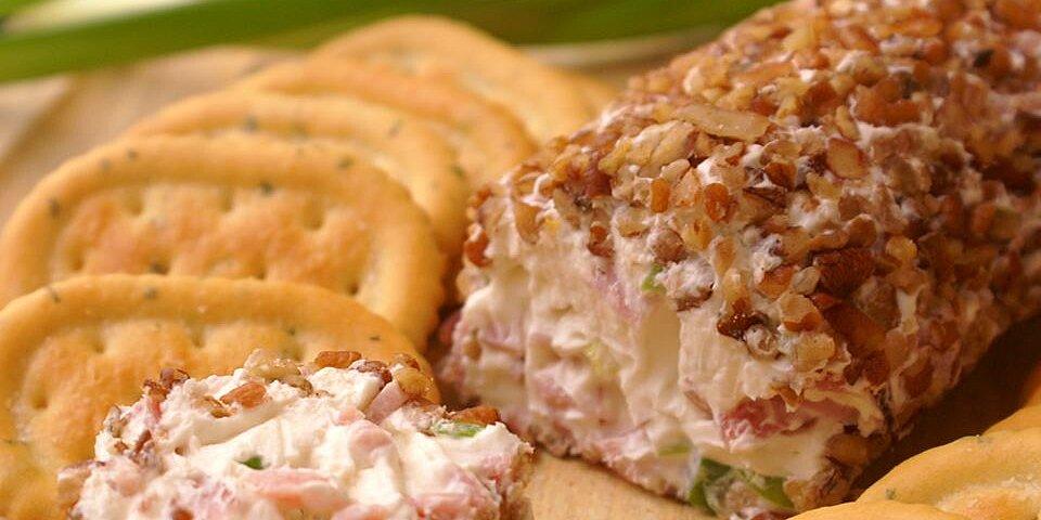 cream cheese and ham spread recipe