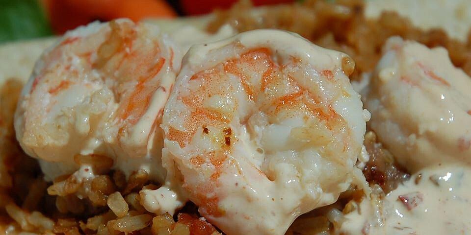 shrimp burritos recipe