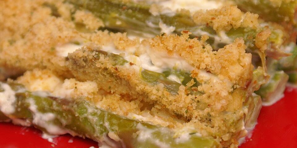 asparagus with junk recipe