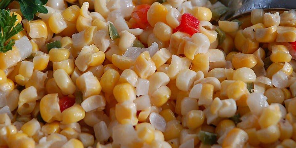 corn with jalapenos
