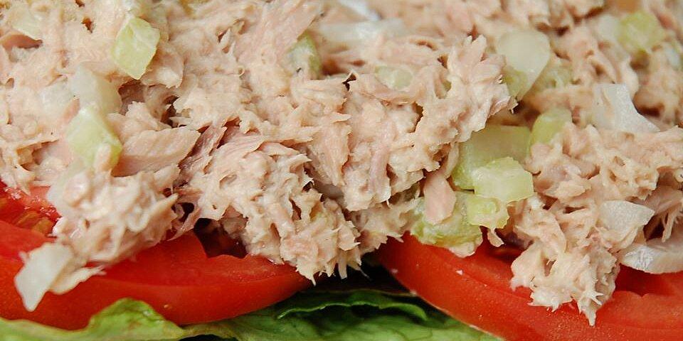 zesty tuna salad recipe