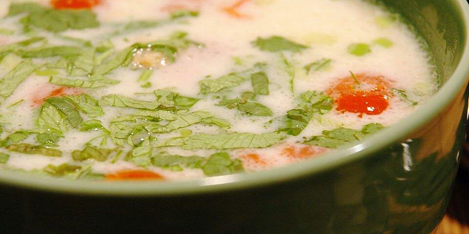 tom ka gai coconut chicken soup recipe