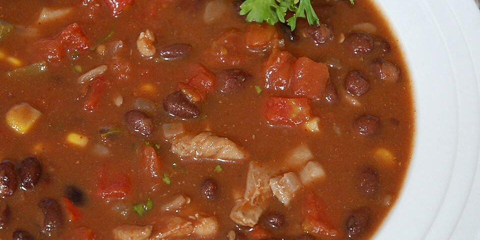 chicken chili soup recipe