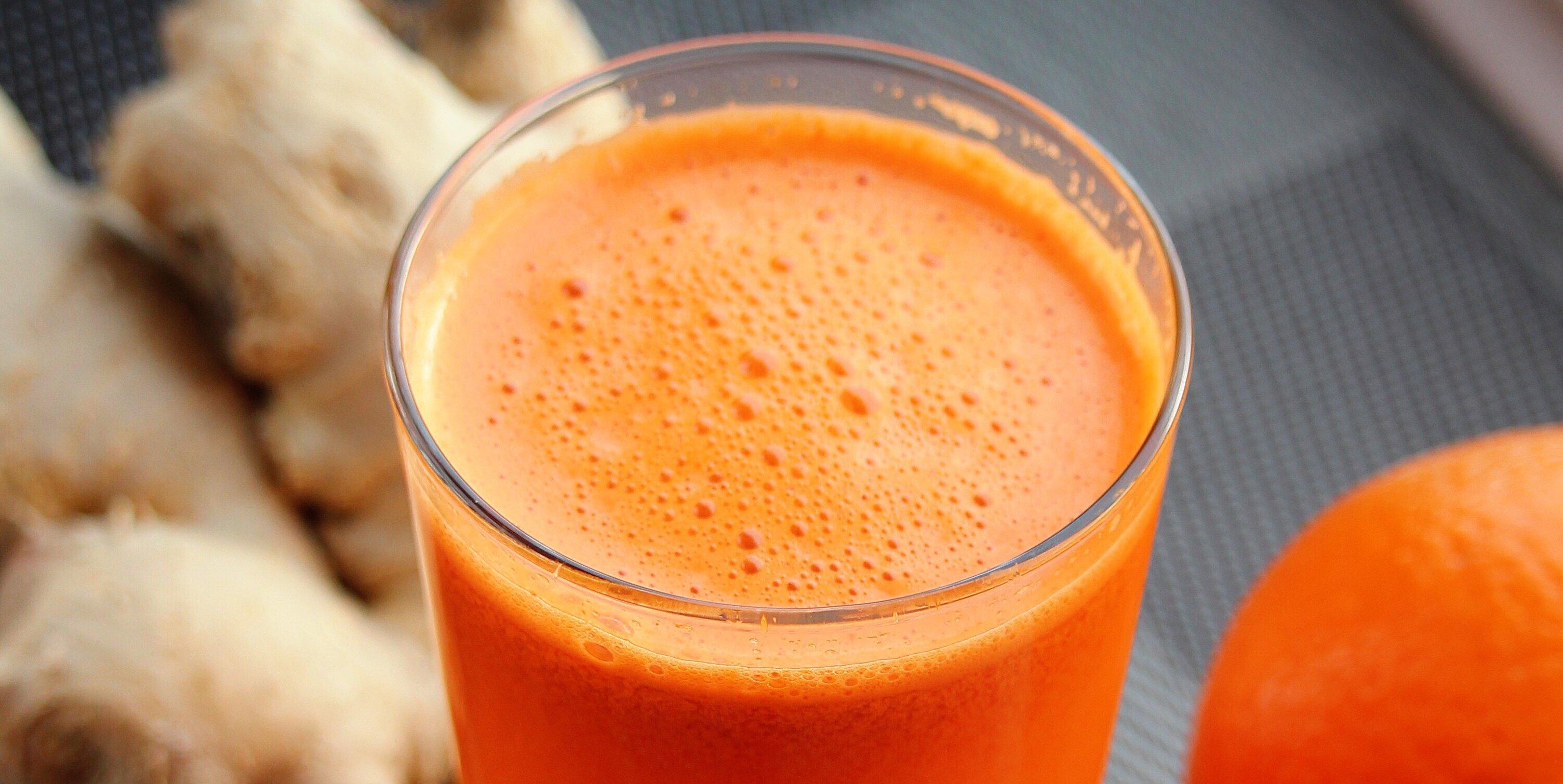 orange zinger recipe