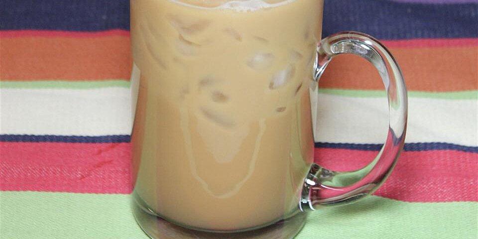 saras iced coffee recipe