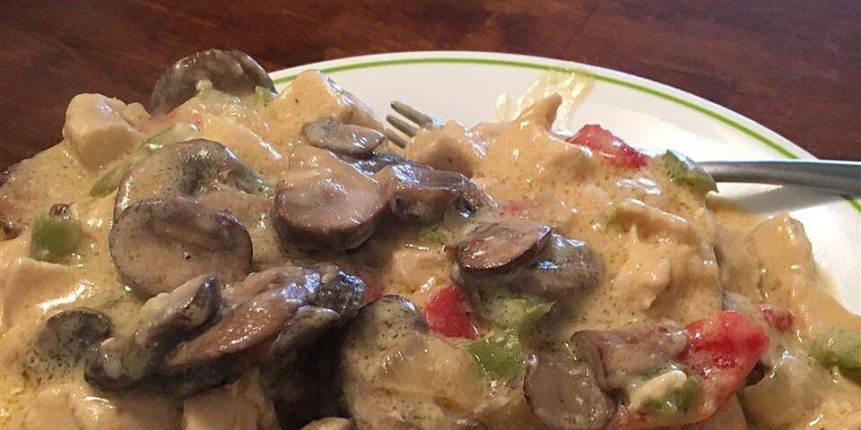 chicken a la king iii recipe