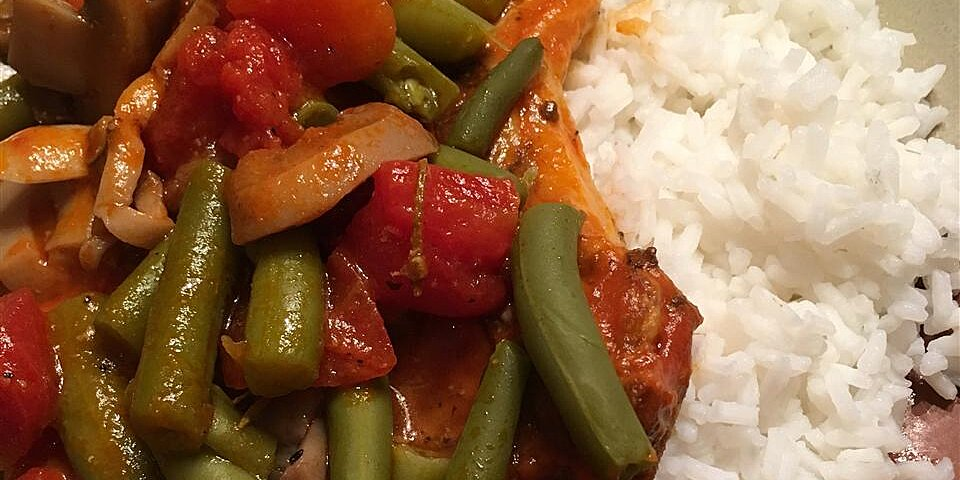 pork chops capri recipe
