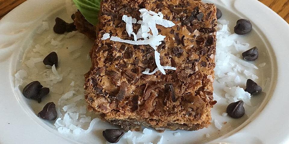 emilys chocolate coconut brownies recipe