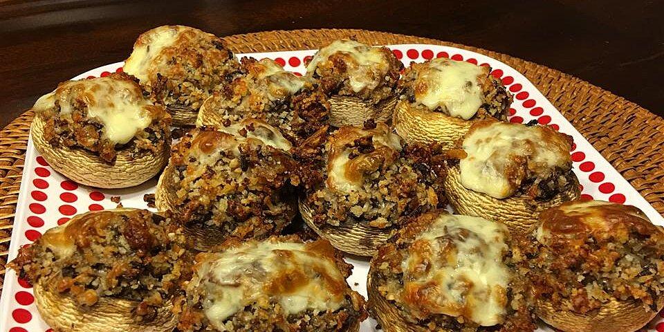 megans marvelous mushrooms recipe
