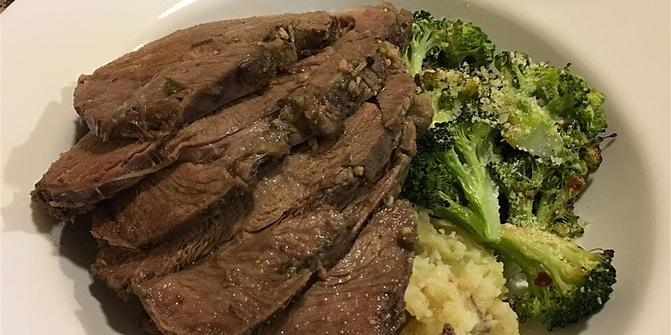 slow cooker roasted leg of lamb recipe