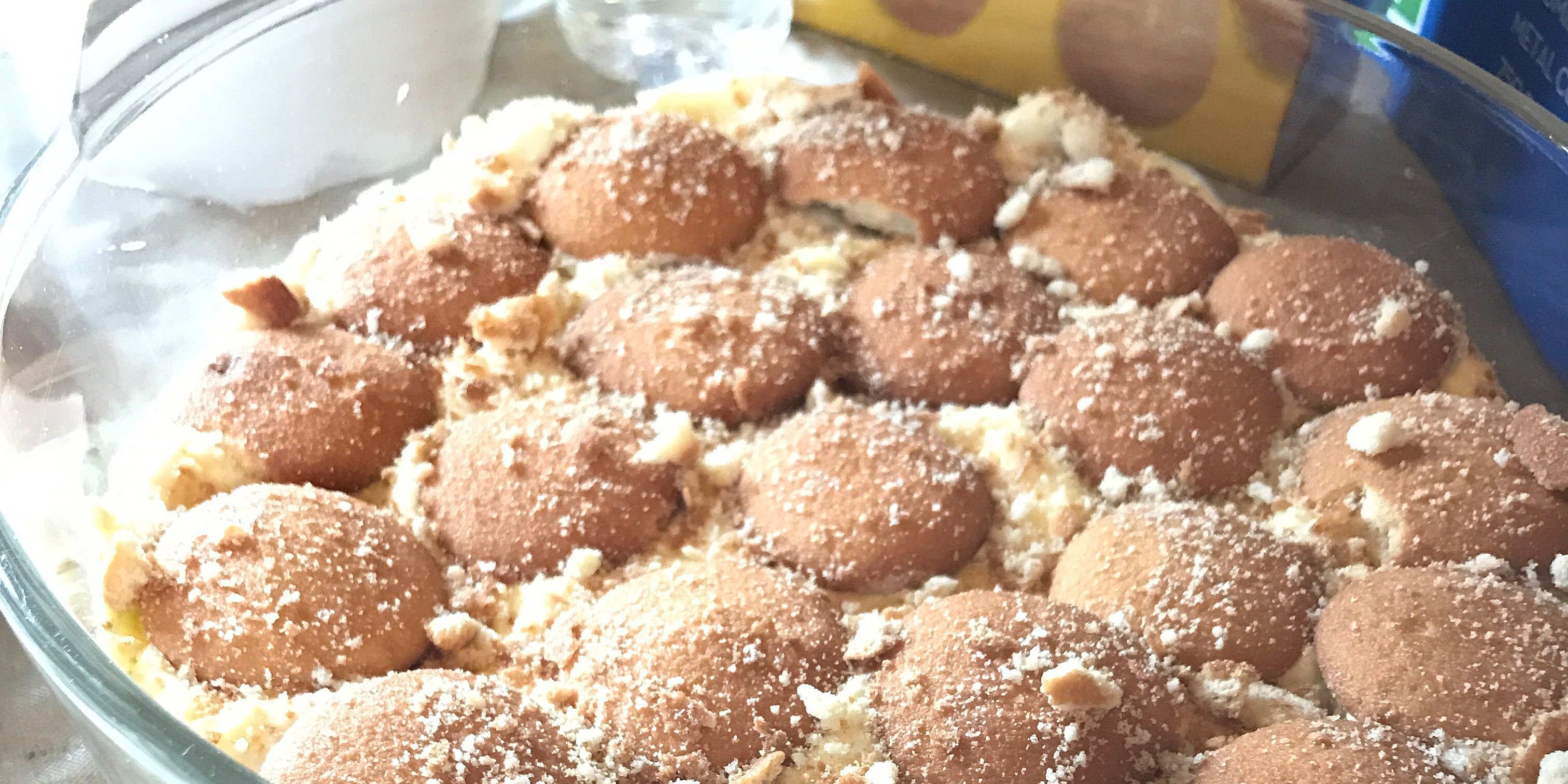 aunt bettys banana pudding recipe