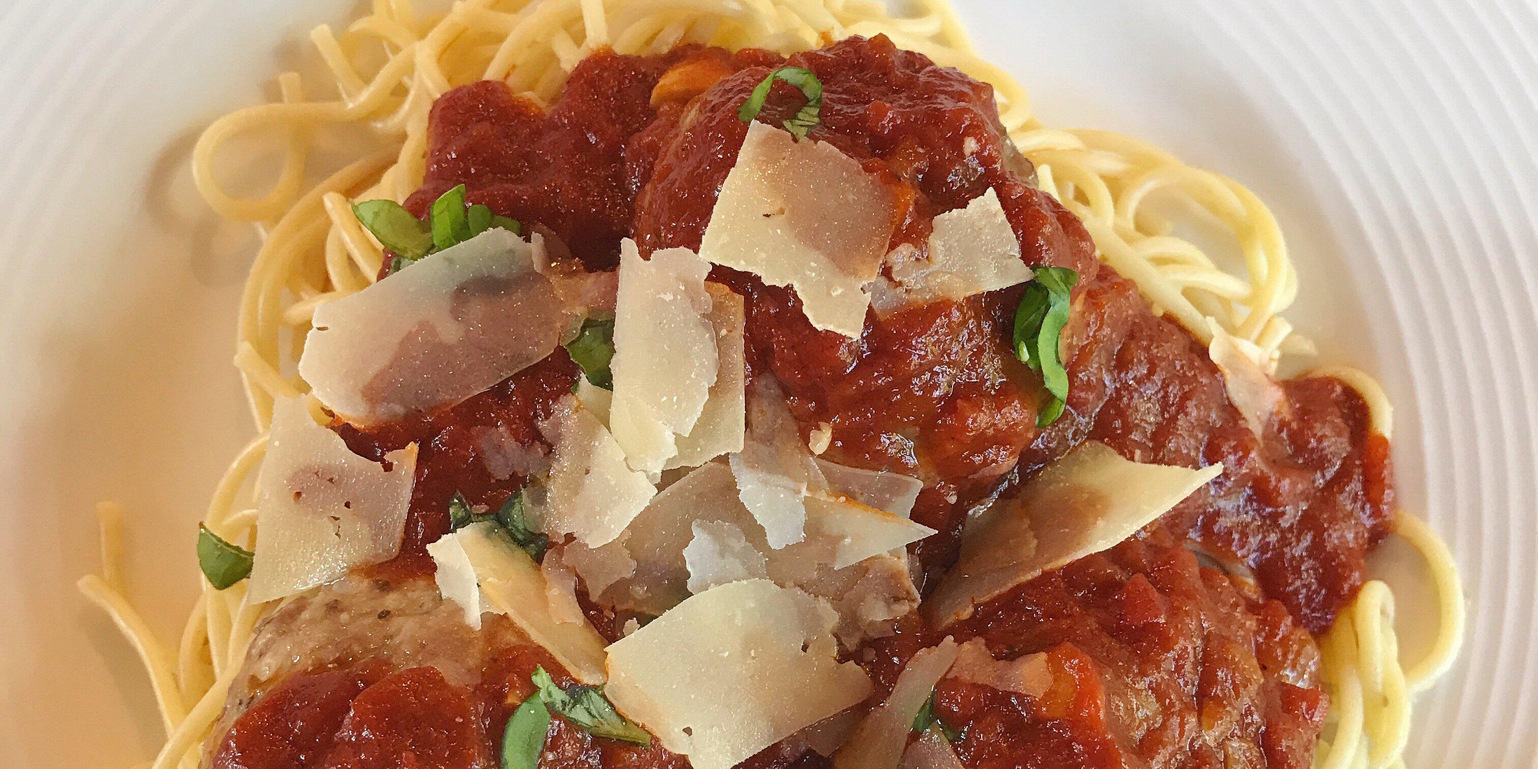 homemade tomato sauce ii recipe