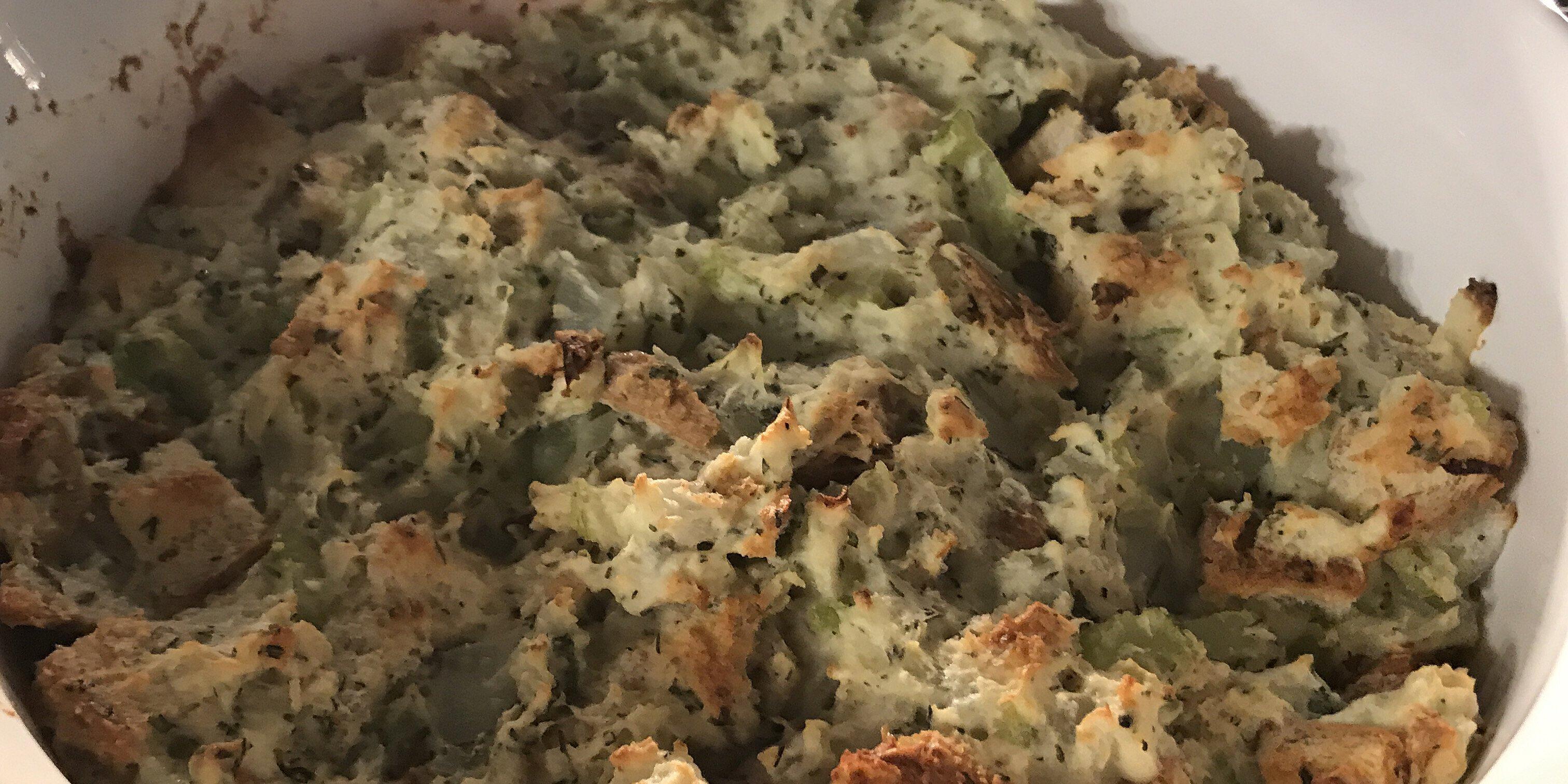 back to grandma smiths new brunswick style turkey stuffing recipe