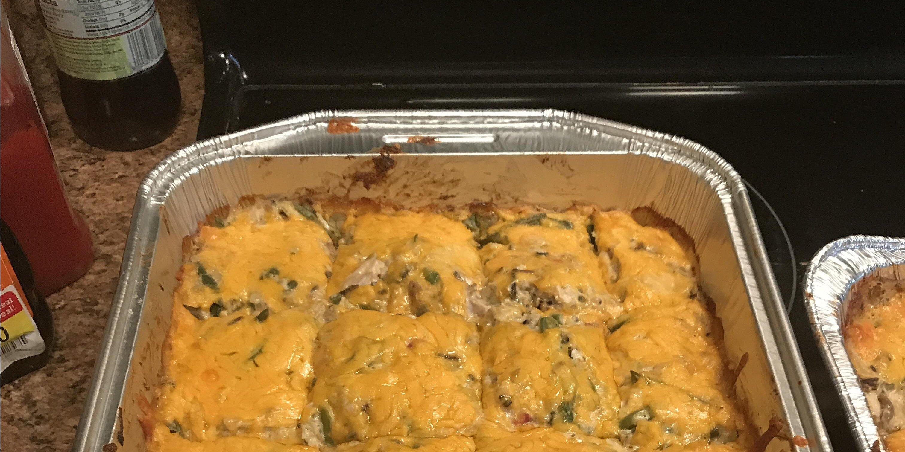 chicken spectacular recipe