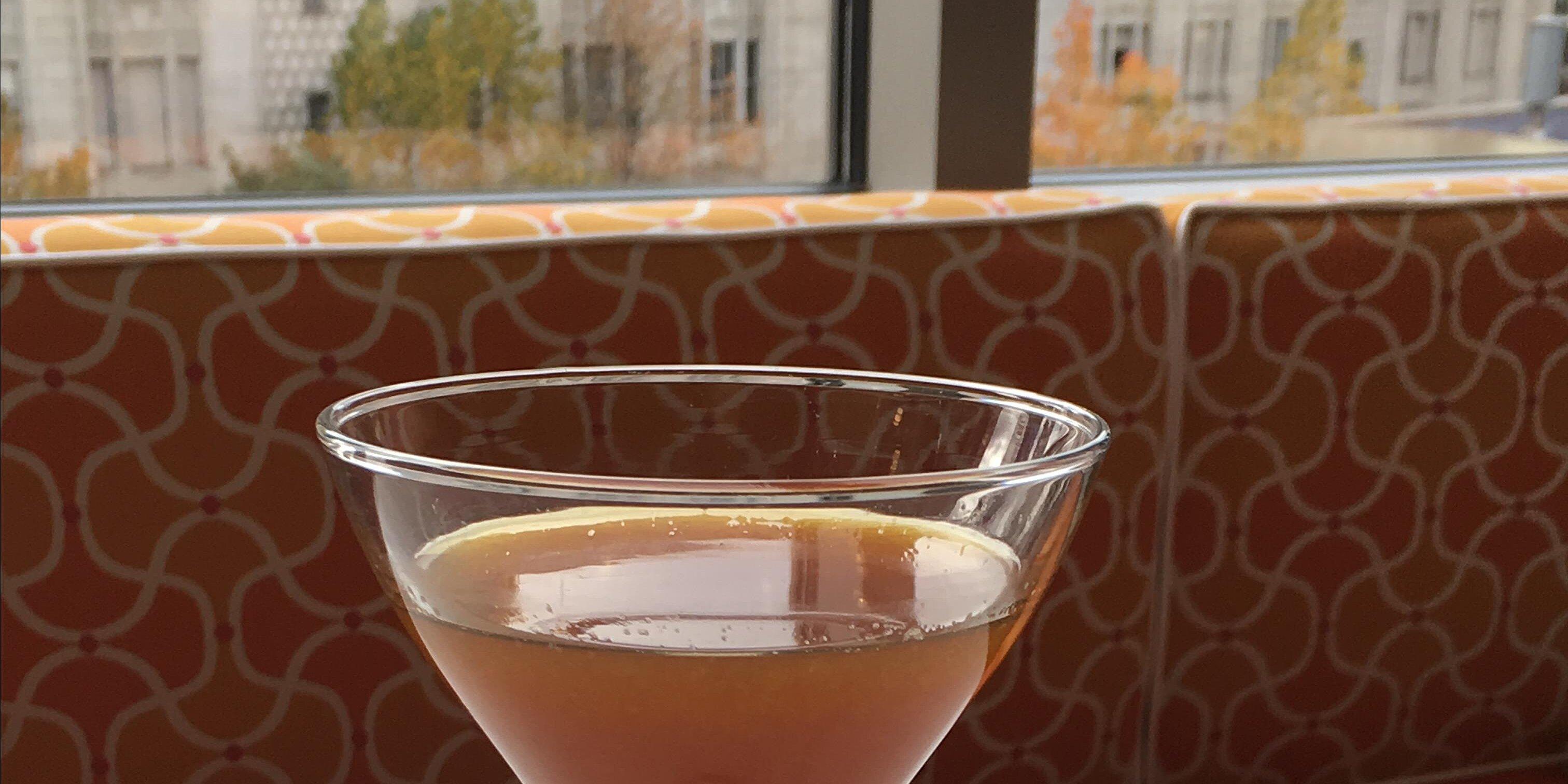 earl grey martini recipe