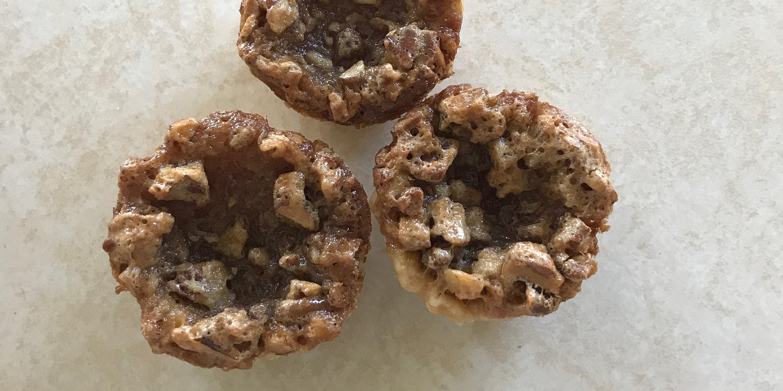 mini pecan pie tarts recipe