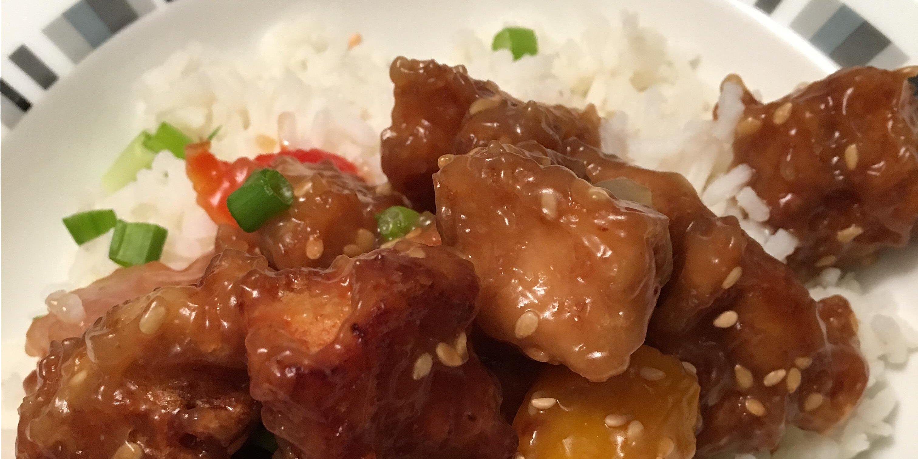 perfect sesame chicken recipe