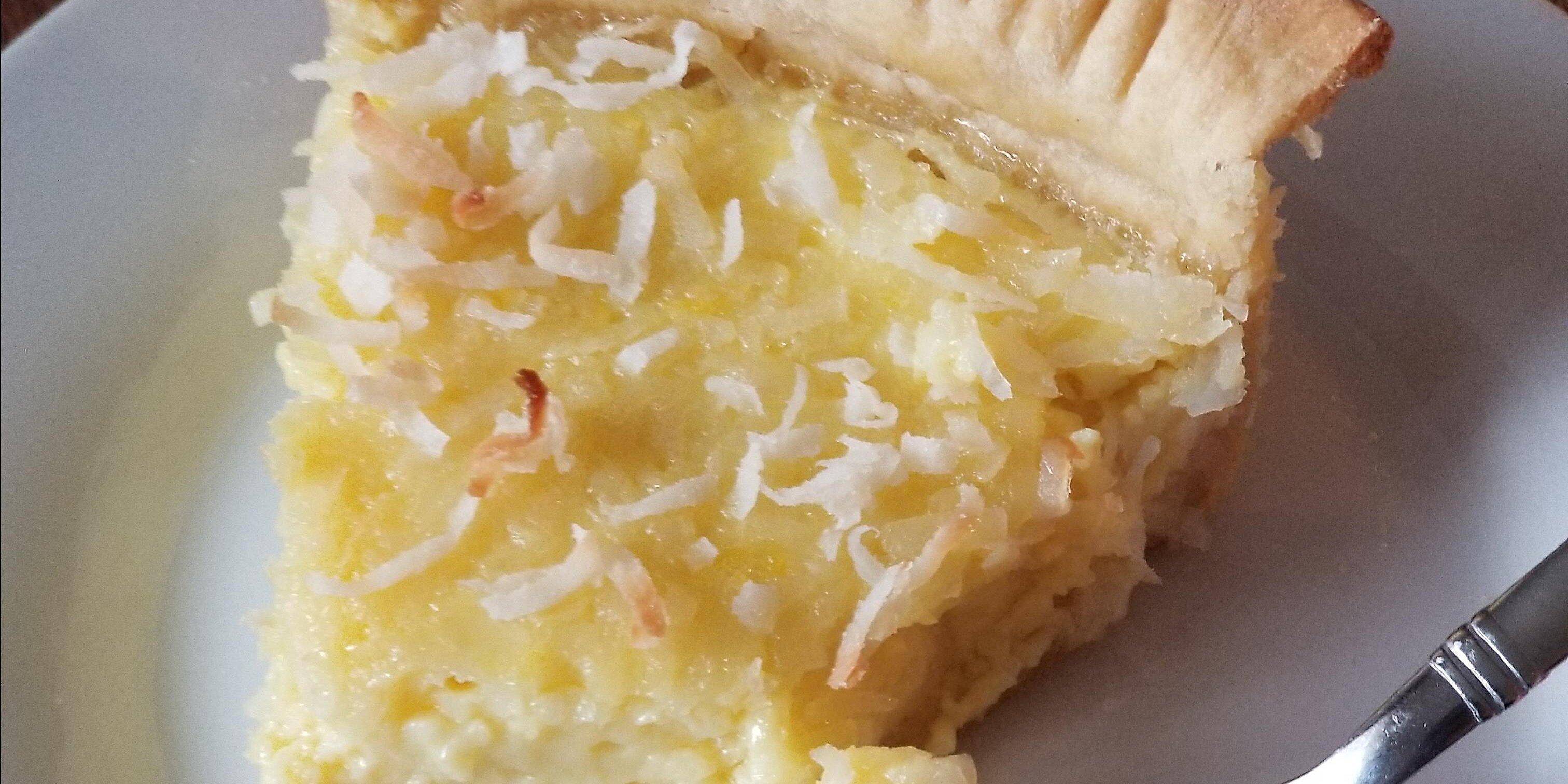 grandmas egg custard pie recipe