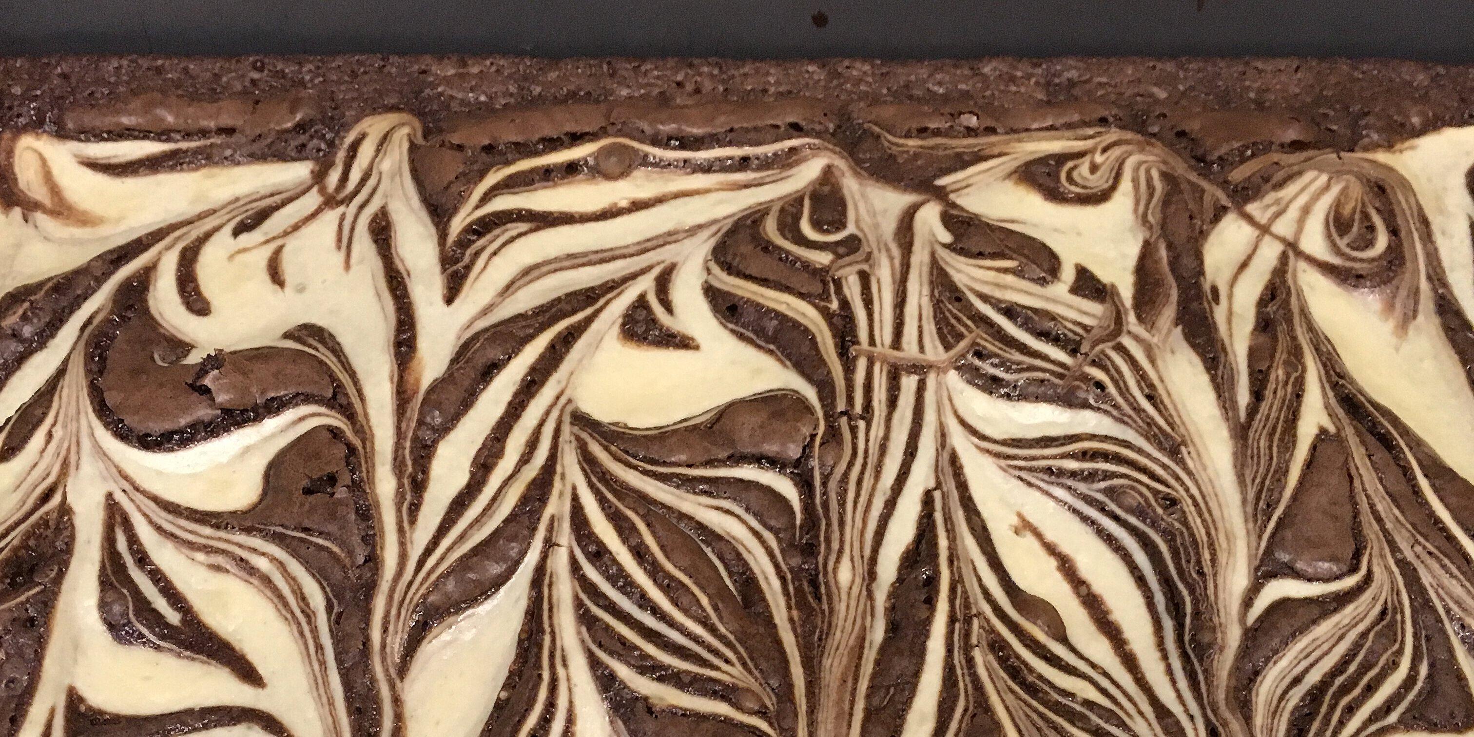 philadelphia marble brownies