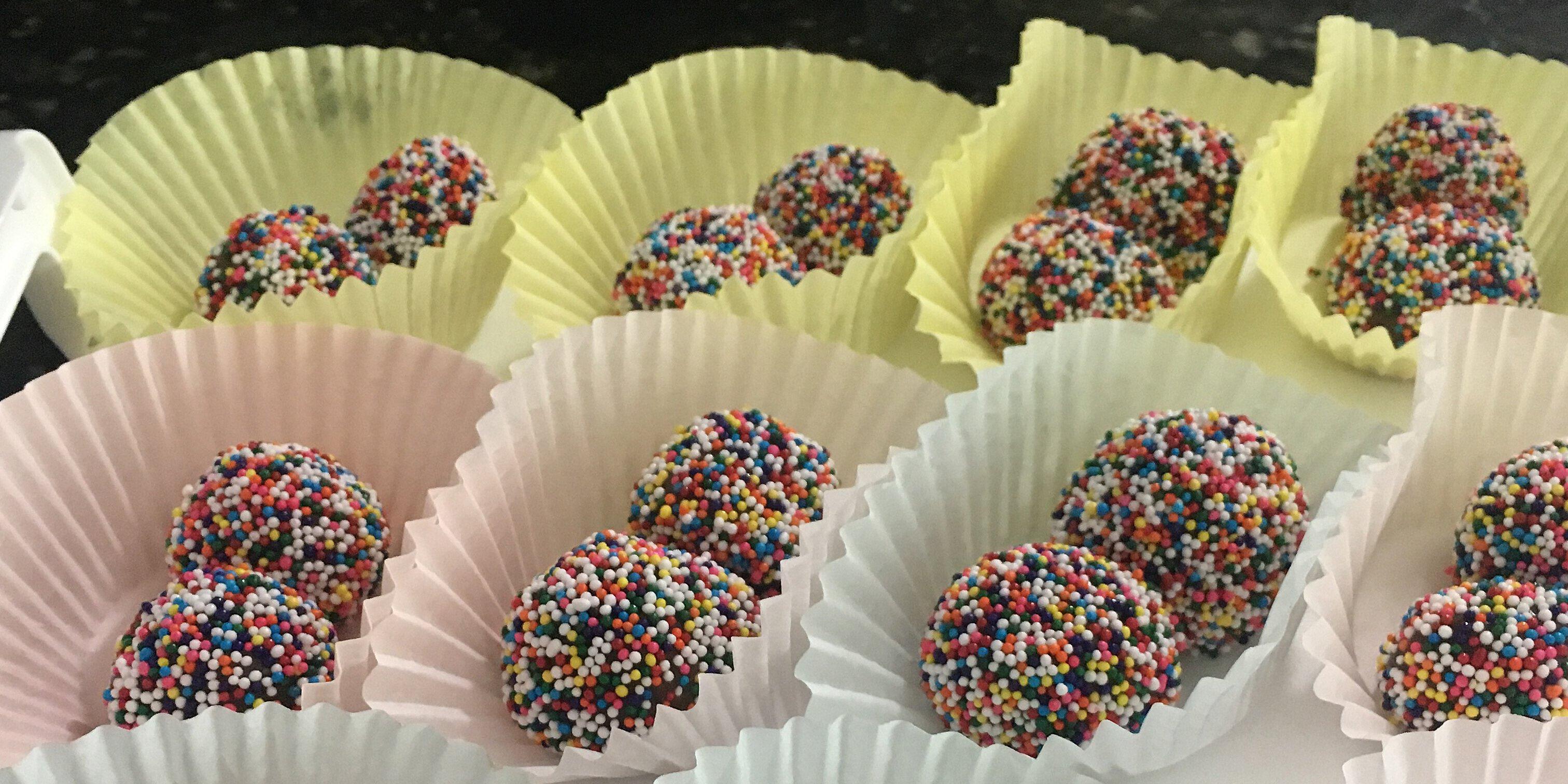 brigadeiro chocolate delights recipe