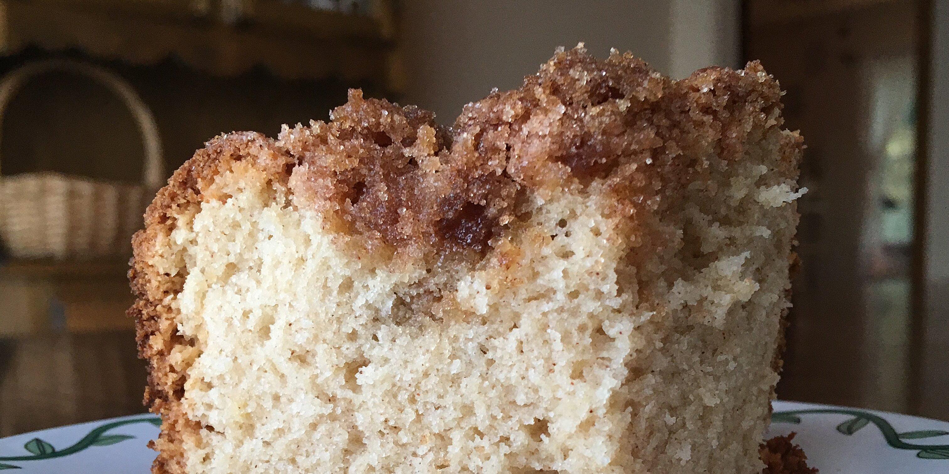 amazing pecan coffee cake recipe
