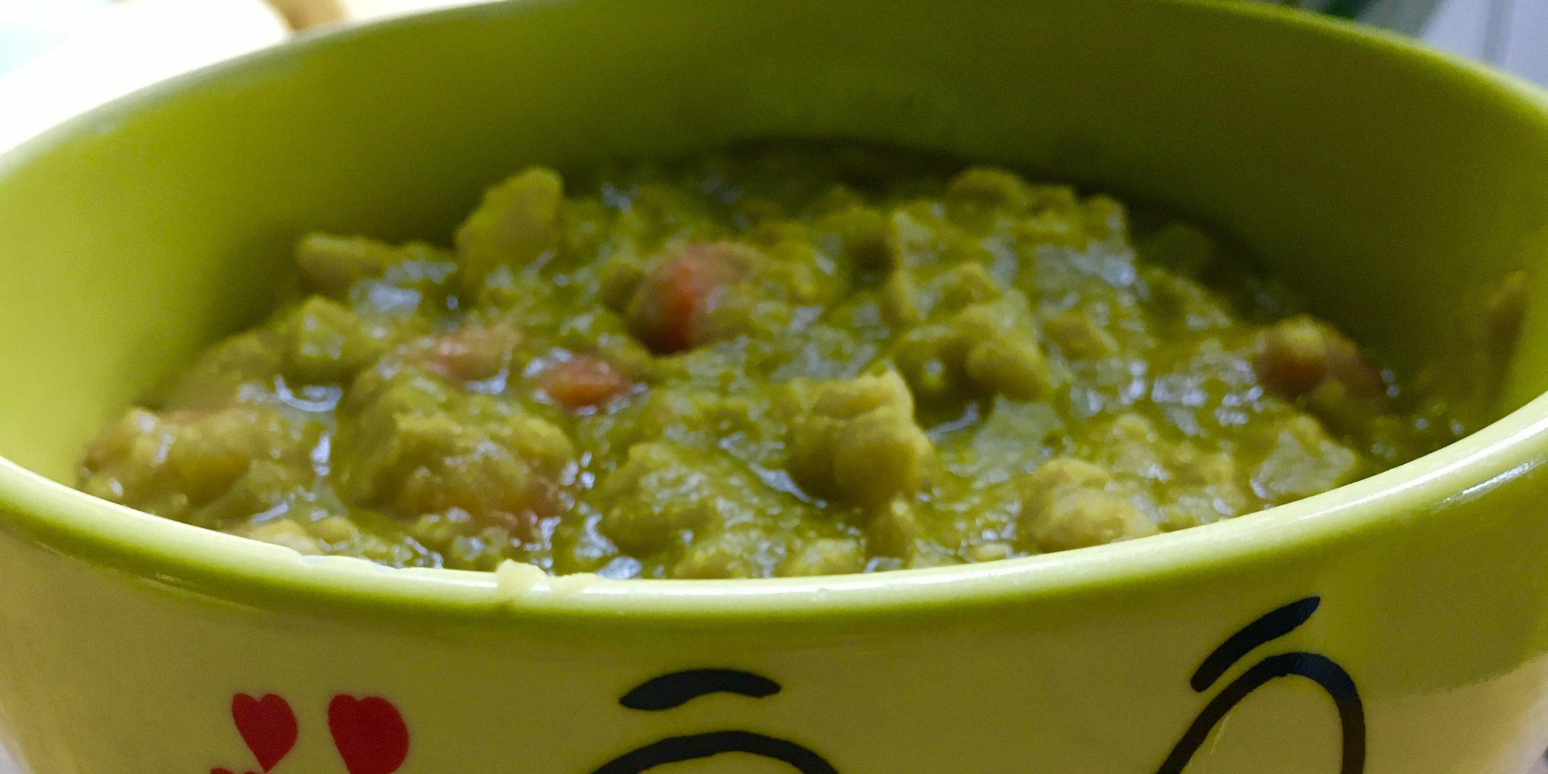 vegan split pea soup i recipe