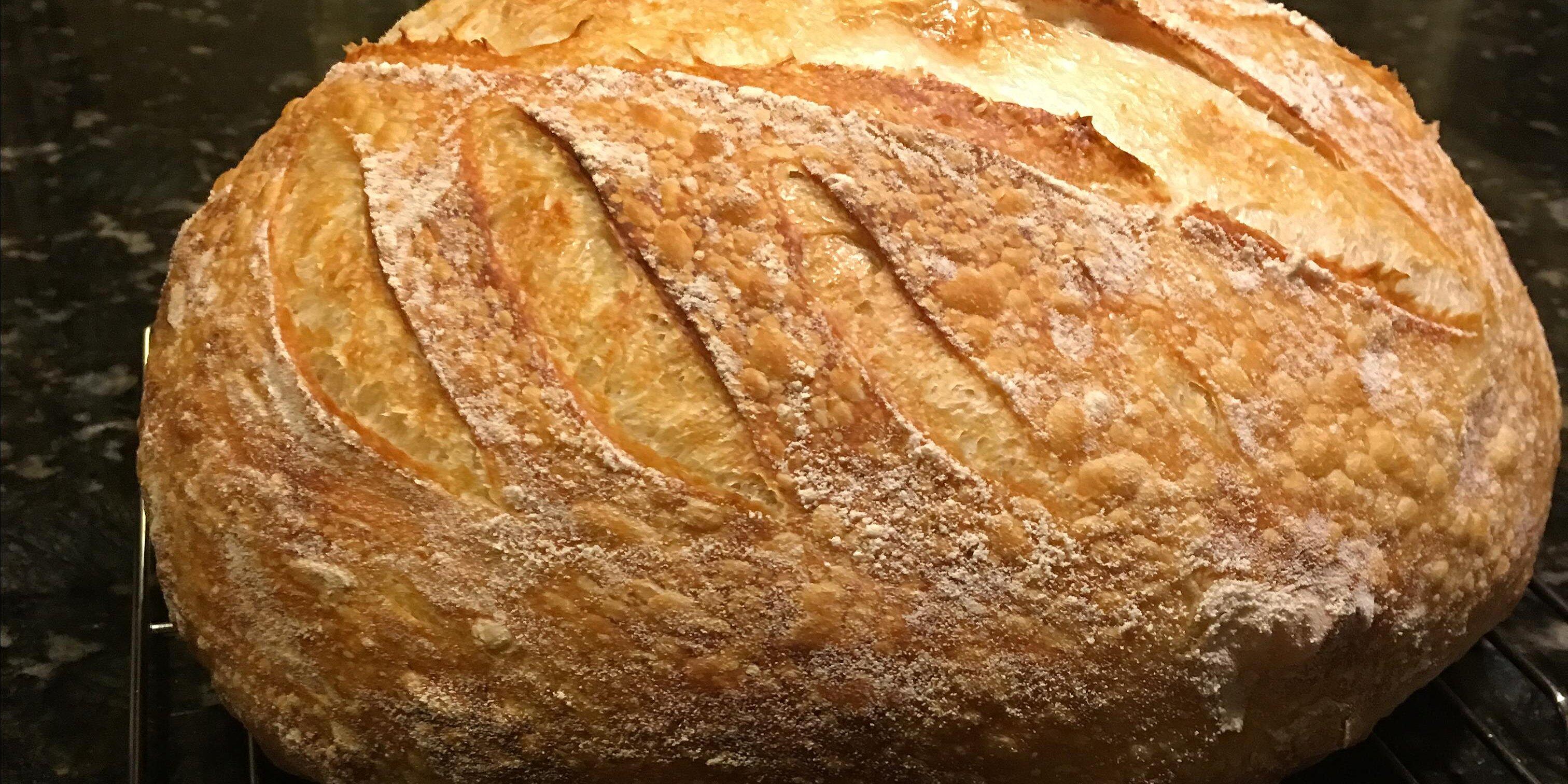 chef johns sourdough bread