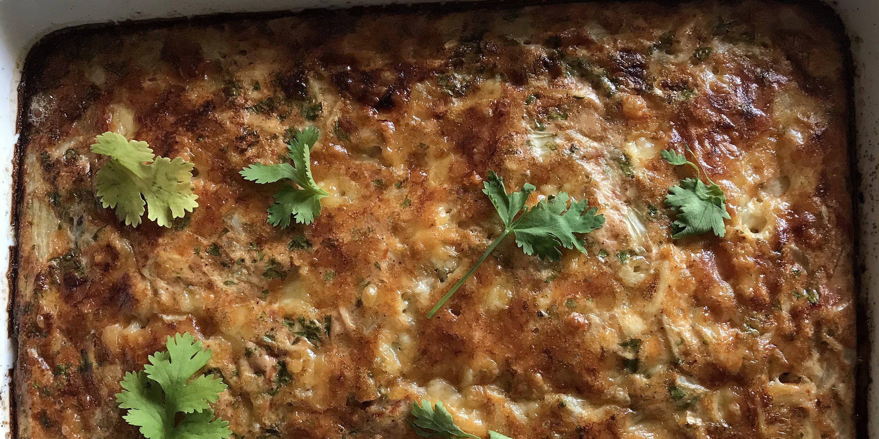 huevos rancheros frittata recipe