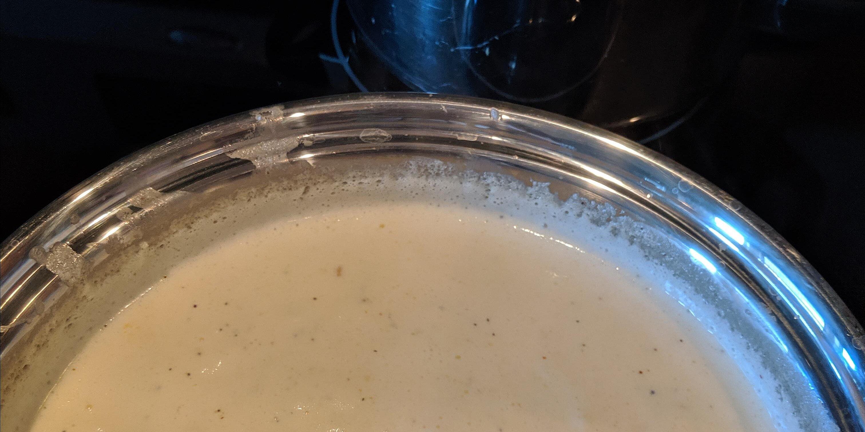 keto mozzarella alfredo sauce recipe