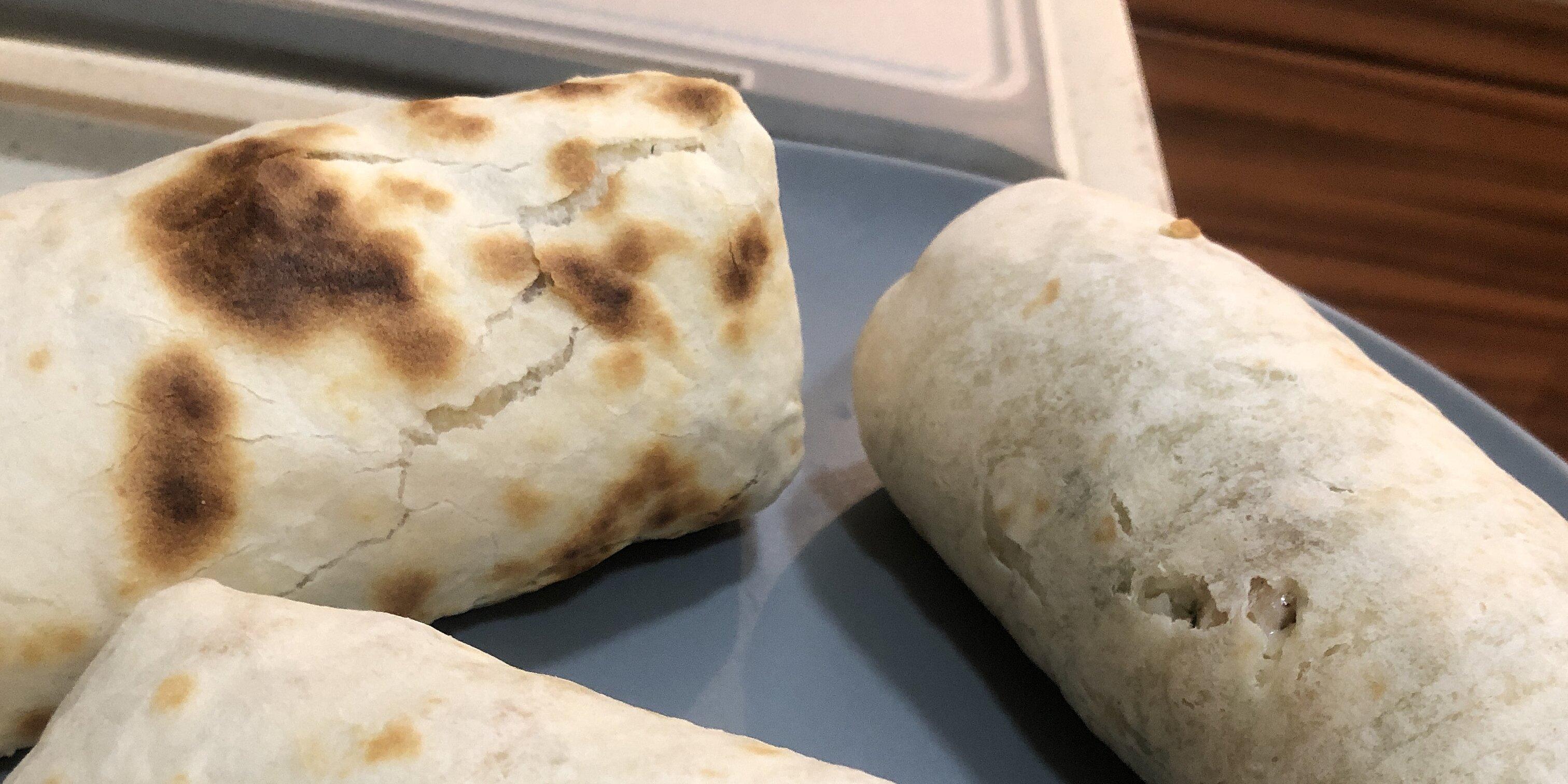 takeout burritos recipe