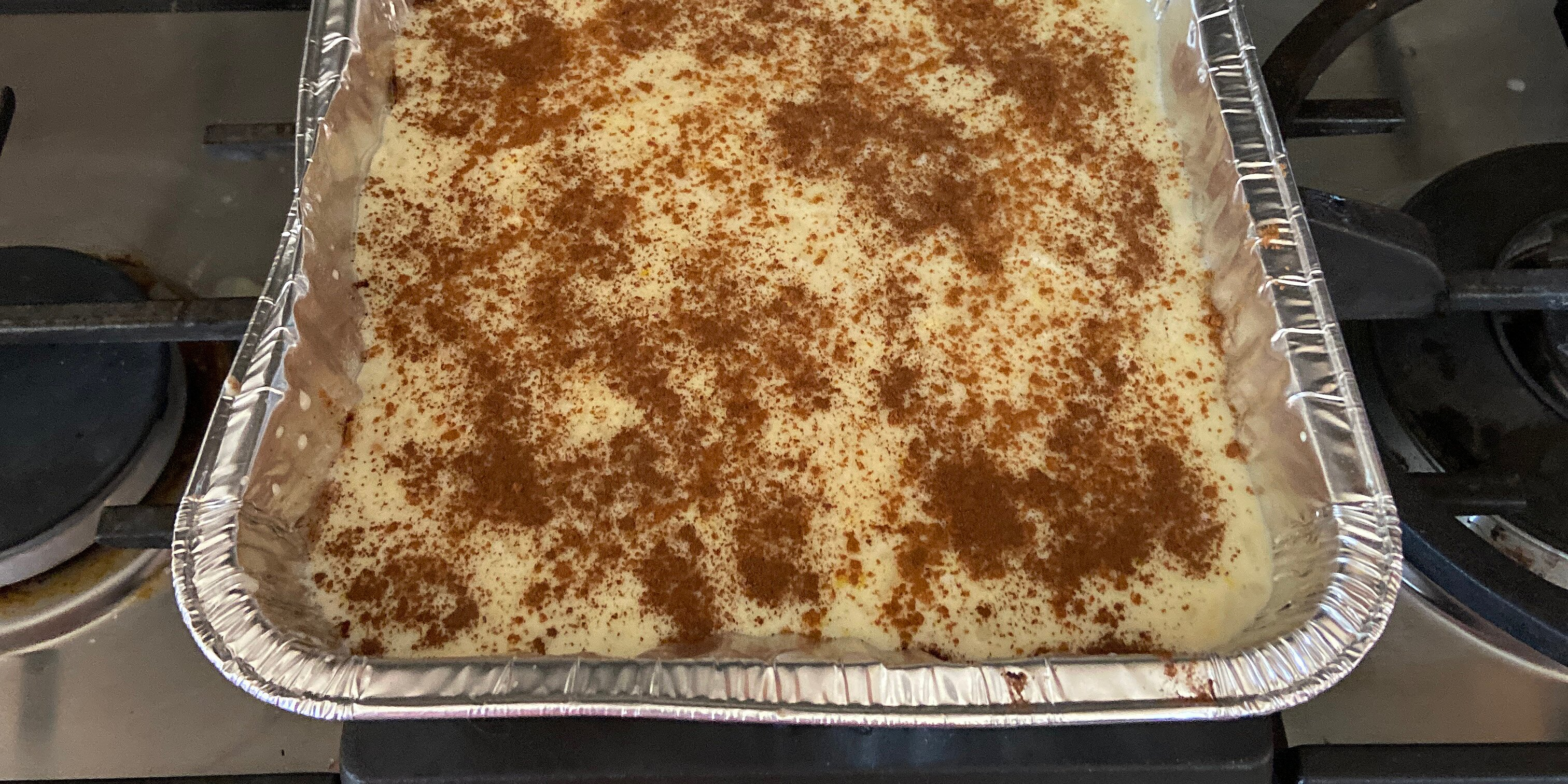 classic minute rice pudding