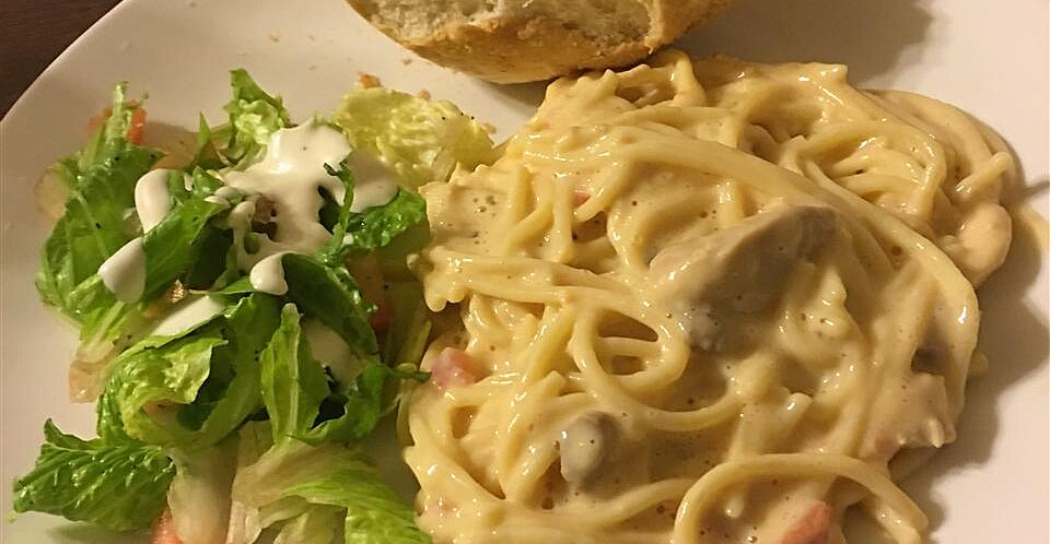 chicken spaghetti ii recipe