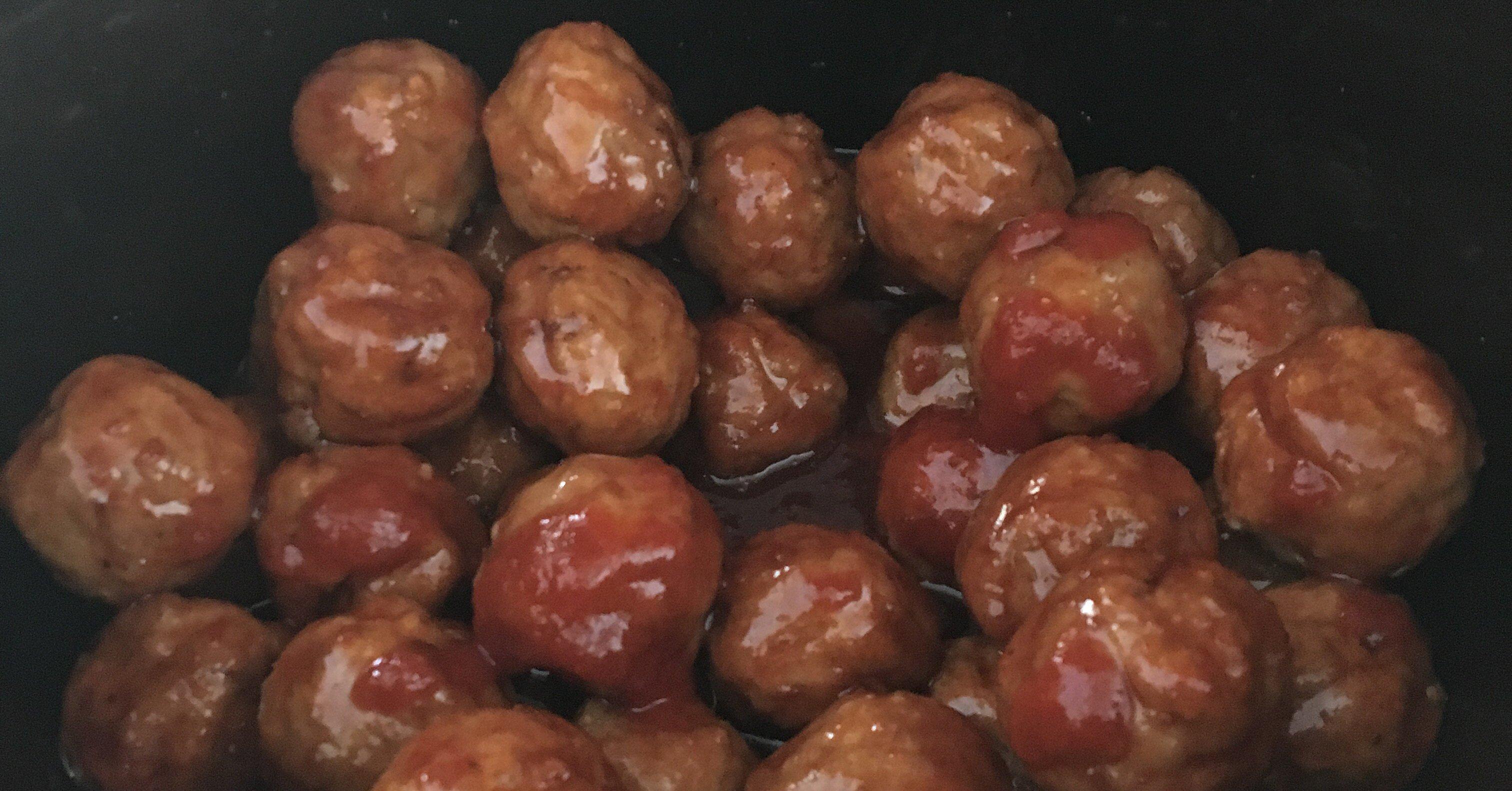 Grape Jelly Meatballs Recipe Allrecipes
