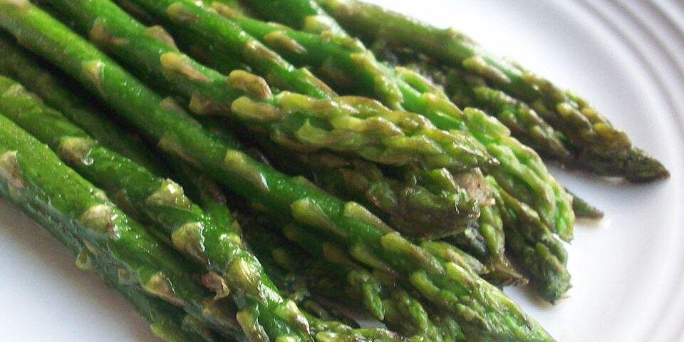pan fried asparagus recipe